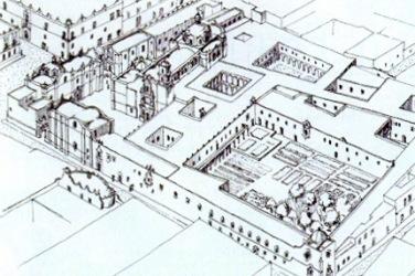 Convento de San Francisco - México