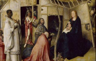 El Bosco Título La Adoración de los Reyes Magos Cronología Hacia 1495 - copia - copia